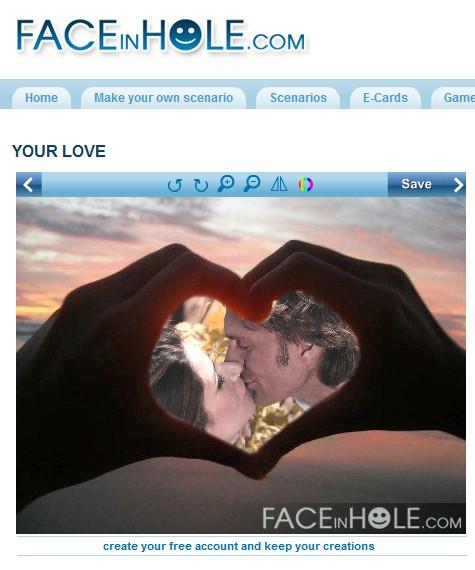 face in hole screenshot