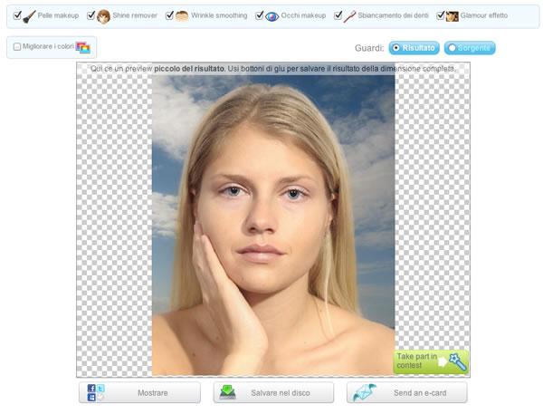 modificare foto viso online 003